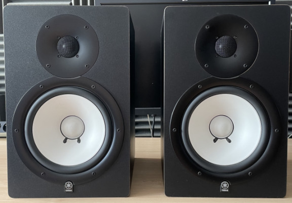 Monitores Yamaha HS80 impecables