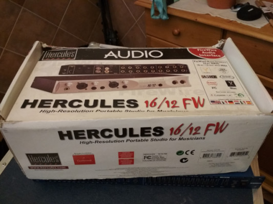 Hercules 1612 FW