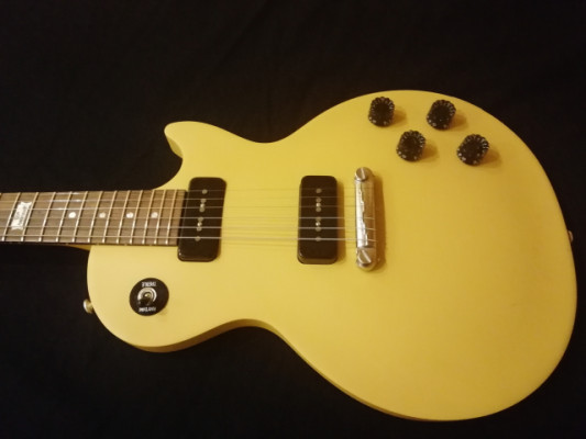 Gibson Les Paul Melody Maker 2014 TV Yellow Satin