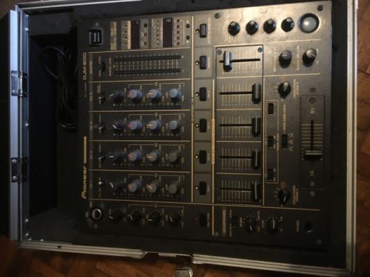 Pioneer DJM 600 +Flighcase