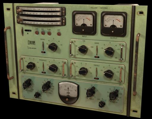 Acustica Audio Cream (EMI Series)