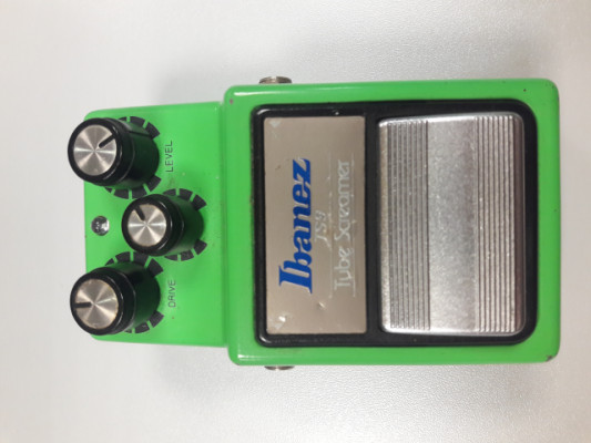 IBANEZ TS9 con chip JRC4558D