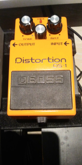 Boss Dirtortion DS1