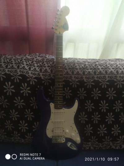 Fender Squier Stratocaster HSS