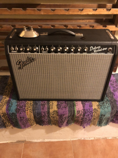 Deluxe Reverb 65