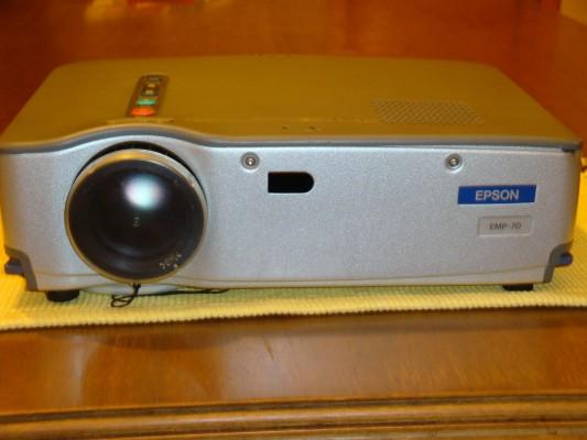 Proyector e video Epson EMP70