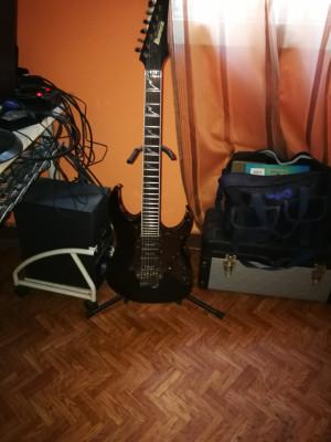 Guitarra Ibanez RG Prestige 2550 Z