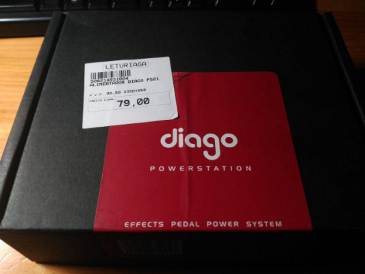 Diago Powerstation