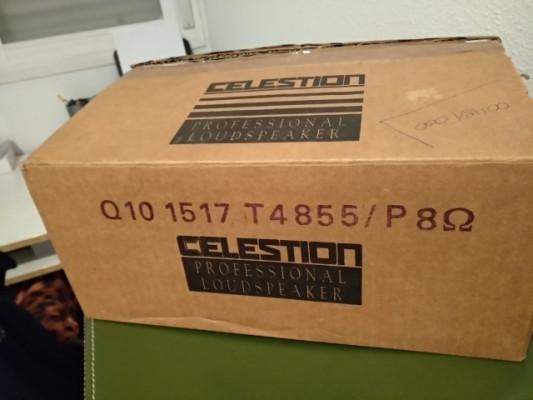 Altavoz Celestion Q10 70W
