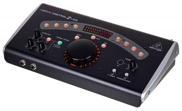 Control de Monitores Behringer CONTROL2USB