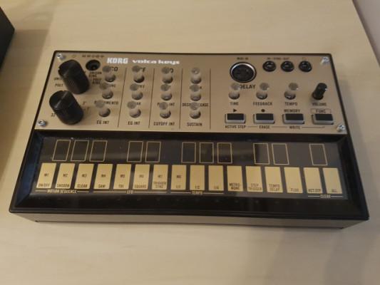 Korg Volca Keys sintetizador