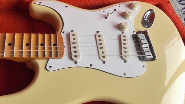 Fender stratocaster yjm signature 1989 USA