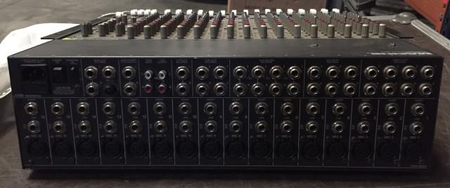 Mesa de directo Mackie 1604 VLZ, sonidazo, made in USA!!