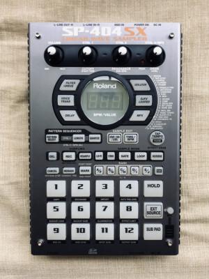 Sampler Roland SP404SX