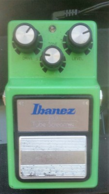 Vendo mítico Tube Screamer TS9 de Ibanez