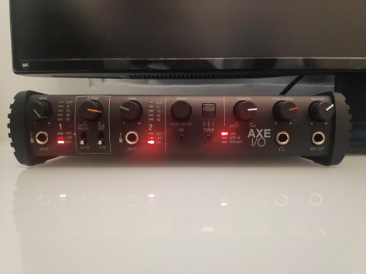 RESERVADO Interface Audio IK Multimedia Axe I/O