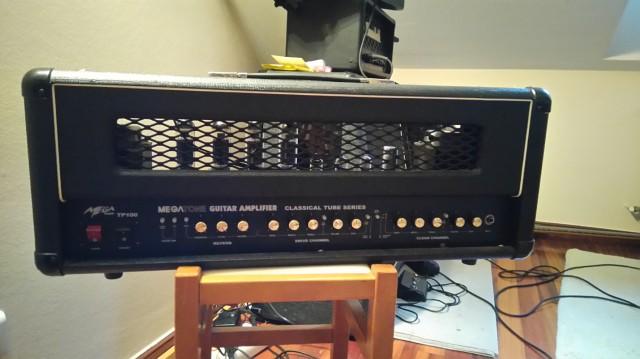 Cabezal Mega amp clon Marshall dsl)