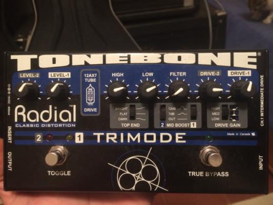 "Radial ""Tonebone Trimode"""