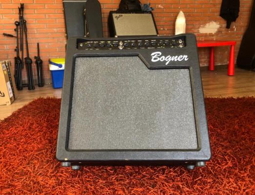 ¡Rebajado! Amplificador válvulas COMBO BOGNER ALCHEMIST 212