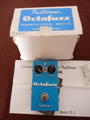 RESERVADO Octafuzz fulltone Model OF-2