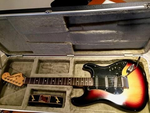 Fender Stratocaster 2001
