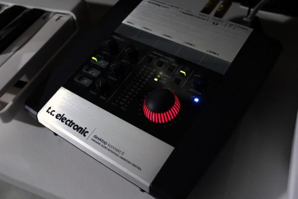 T.C. Electronics desktop konnekt 6
