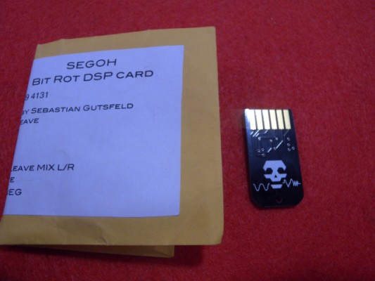 SEGOH BIT ROT DSP CARD