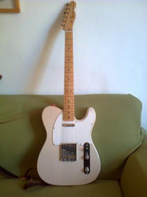 MIJ Fender Telecaster del 93 - video