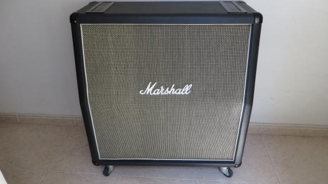 Marshall 70´s Pantalla 412/ Blackback´s!! 55Hz