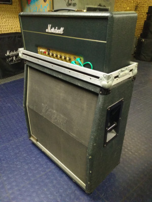 Marshall Plexi 1959 super lead 100w + Marshall JCM 900 1960