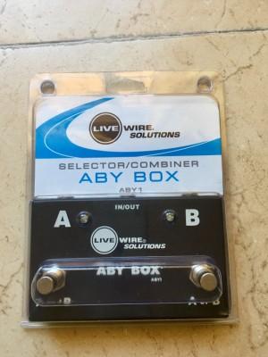 Caja ABY, Xvive V5 y latiguillos.