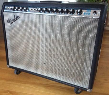 Fender T. Reverb 1974 (solo en mano)