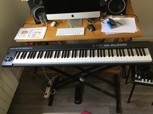 M-audio keystation 88 teclas