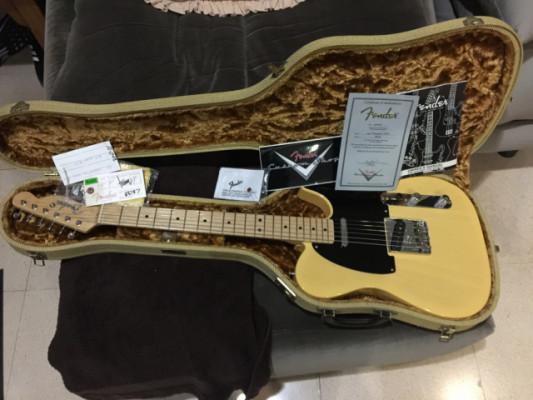 Fender Nocaster 51 Custom Shop 2008