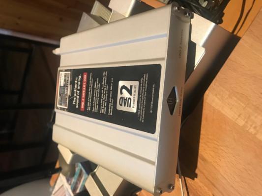 UAD 2 Duo Firewire + Plugins