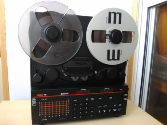 Fostex R8 + MTC-1+ accesorios