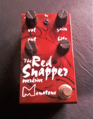 Reservado: Red Snapper pedal