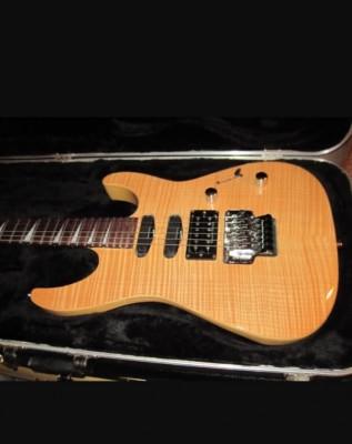 Guitarra eléctrica jackson sl3 solist
