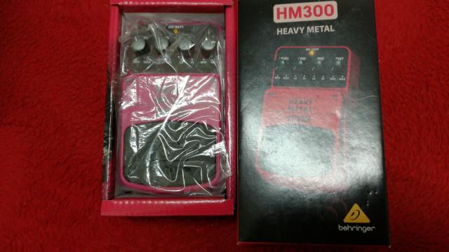 Behringer Heavy Metal HM-300