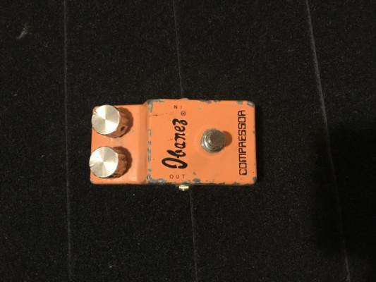Vendo Compresor Ibanez CP830 vintage (70s)