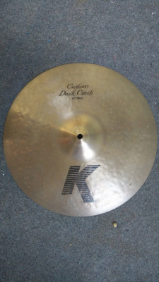 Zildjian K Custom Dark Crash 15""