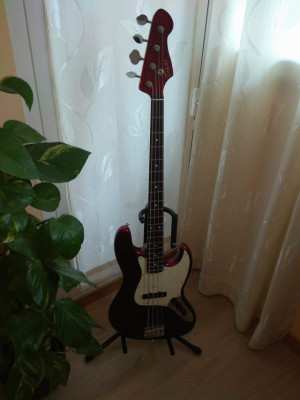 BAJO JAZZ BASS TOKAI JAPAN