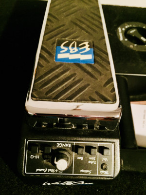 EBS WahOne Wah-wah Pedal for Bass