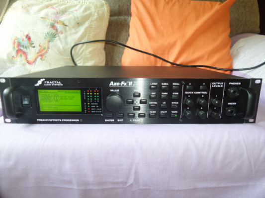 Fractal Audio Axe Fx II XL