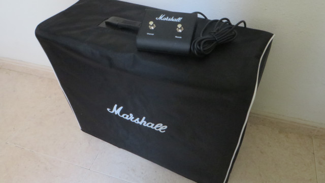 Marshall DSL40C, G12M Creamback!!!