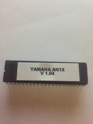 Actualización Yamaha AN1x OS V 1.04