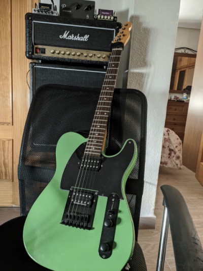 Telecaster luthier HH