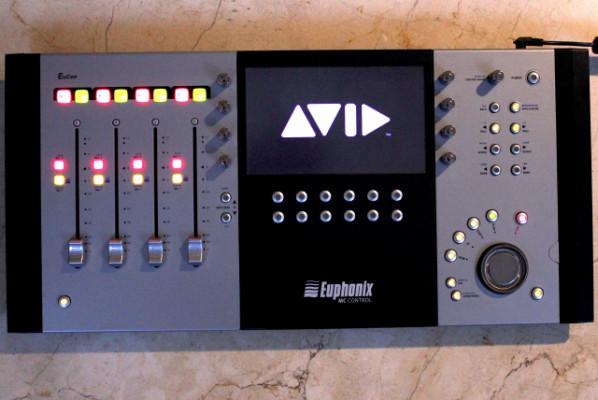 Euphonix Mc Control (Avid Artist Control)