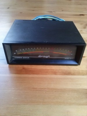 Vendo: DORROUGH Loudness Monitor Model 40-A