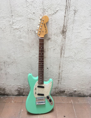 Fender Mustang Traditional 60s